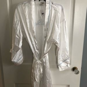"NWT! ""The Bride"" Robe, Size M"